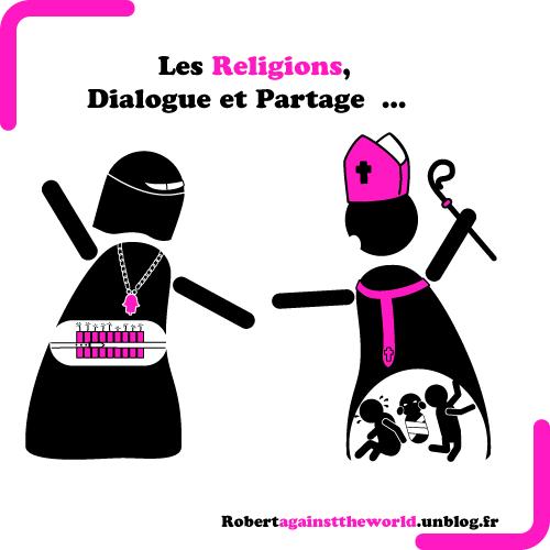 Religion, dialogue et partage